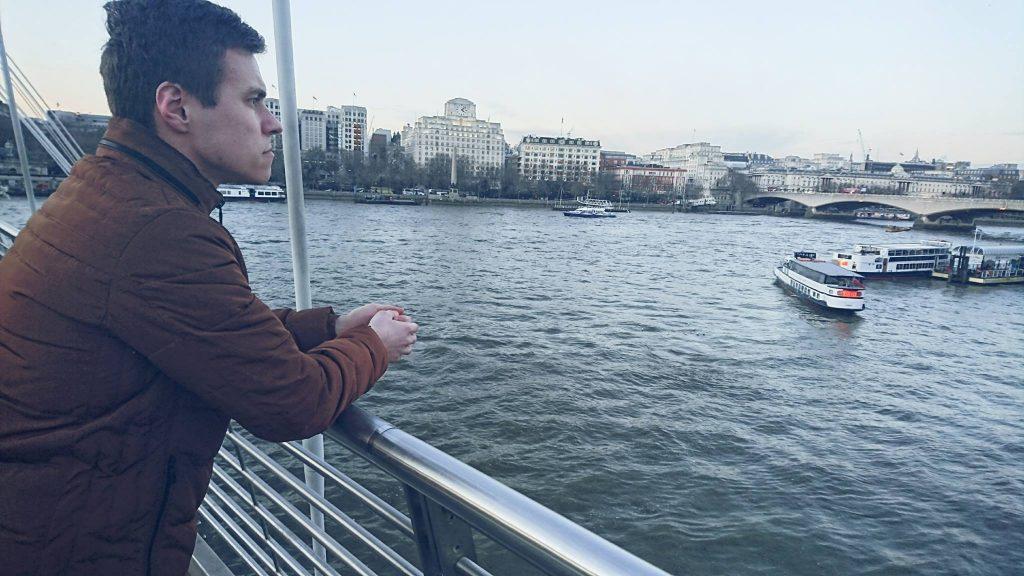 Praca w kosmopolitycznym Londynie, czyli Anglia oczami Łukasza