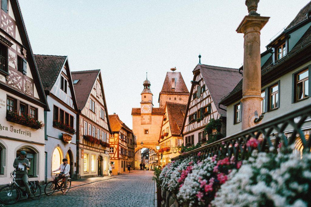 O życiu i pracy w urokliwej Bawarii oczami Doroty