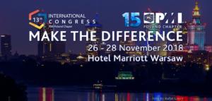 13. Międzynarodowy Kongres PMI PC – zapowiedź