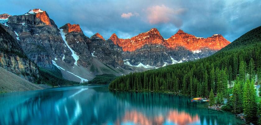 Opowieść Pauliny o życiu i pracy w Kanadzie, czyli kraju liścia klonowego, niedźwiedzi i nieokiełznanej natury
