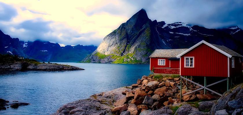 Praca na etacie, własna firma i wytrwałość w dążeniach, czyli opowieść Kasi o życiu i pracy w Norwegii
