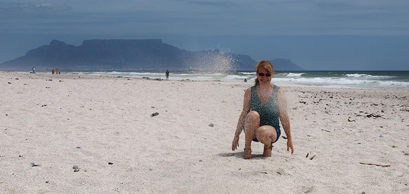 RPA, czyli kraj kolorów i kontrastów oczami Agnieszki