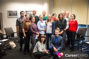 """Career Expo 2019 i warsztat Klaudii """"Wielkie oczy zmiany"""" – relacja"""